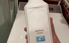 SMART&CLEAN Dušo kabinų valiklio apžvalga