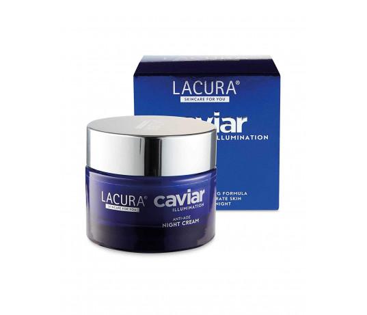 Lacura Caviar Ikrų iliuminacija naktinis kremas