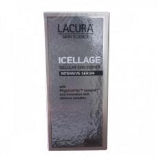 LACURA Icellage intensyvus veido serumas