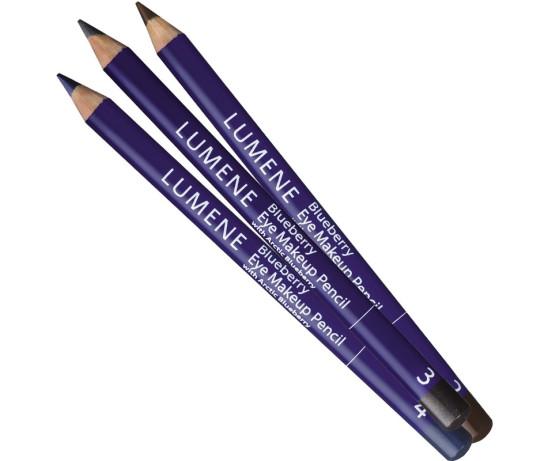 LUMENE BLUEBERRY PLUM akių makiažo pieštukas nr. 6